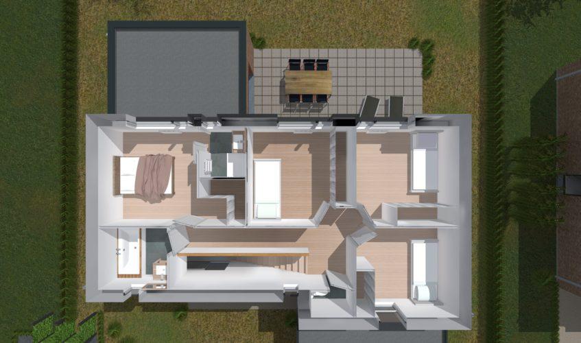 Clos St Joseph Masse AP 03-Vente_etage 3D lot 2