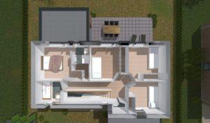Clos St Joseph Masse AP 03-_etage 3D lot 2