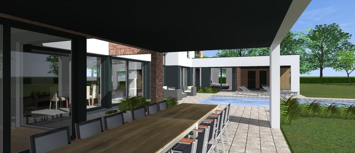 Maisons Delplanque-21013-contemporaine-patio-terrasse couverte-pool house-piscine